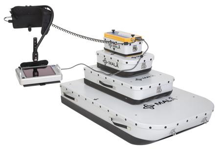 MALA GPR X3M System