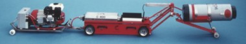 Кроулер C-TEC C400