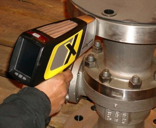 Olympus NDT Анализатор металлов и сплавов INNOV-X Delta Series