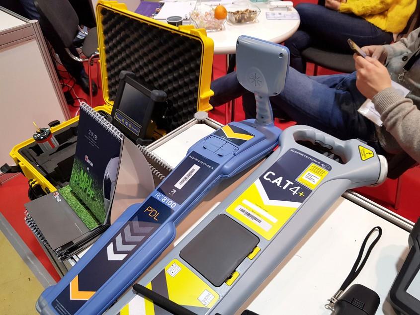 Трассоискатель RD8100 PDL