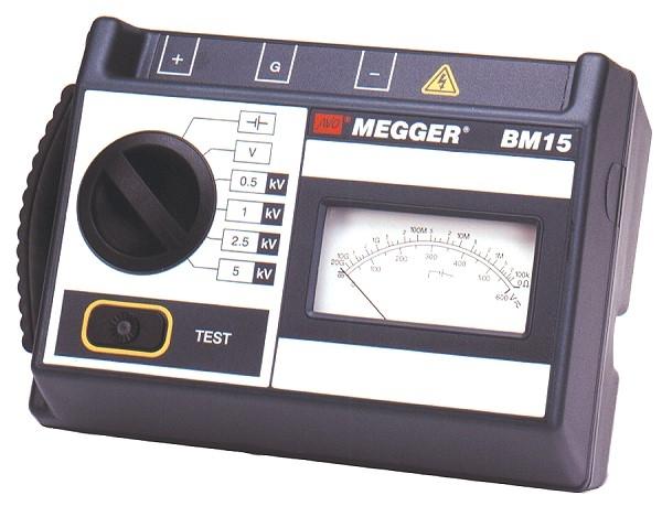 Megger MJ15