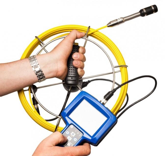 Проталкиваемый эндоскоп с переменной жесткостью ADRONIC LHT