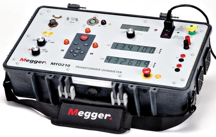 Megger MTO210