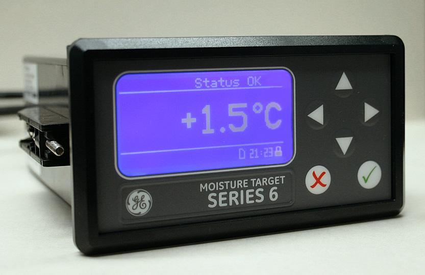 Moisture Target Series 6