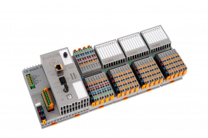 Система мониторинга высоковольтных выключателей
