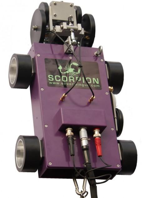 Silverwing Scorpion B-scan