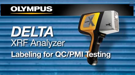 Olympus EDXRF DELTA Classic Plus