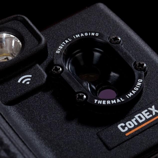 Тепловизор и фотокамера