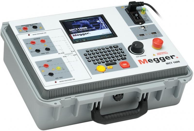 Megger MСT1600