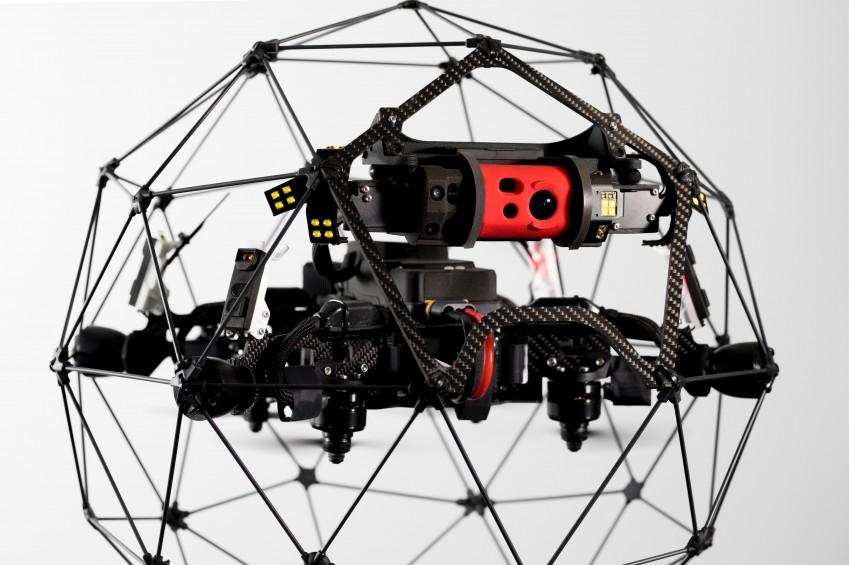 Квадрокоптер Elios 2