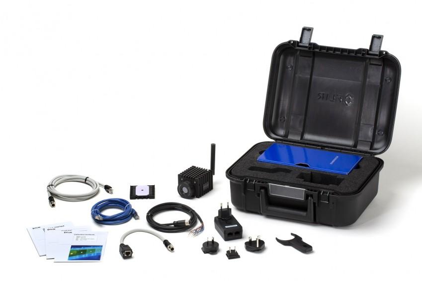 Комплектация FLIR A50 A70 Research & Development Kits