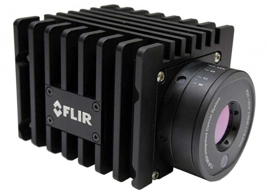 FLIR A50/A70 Image Streaming