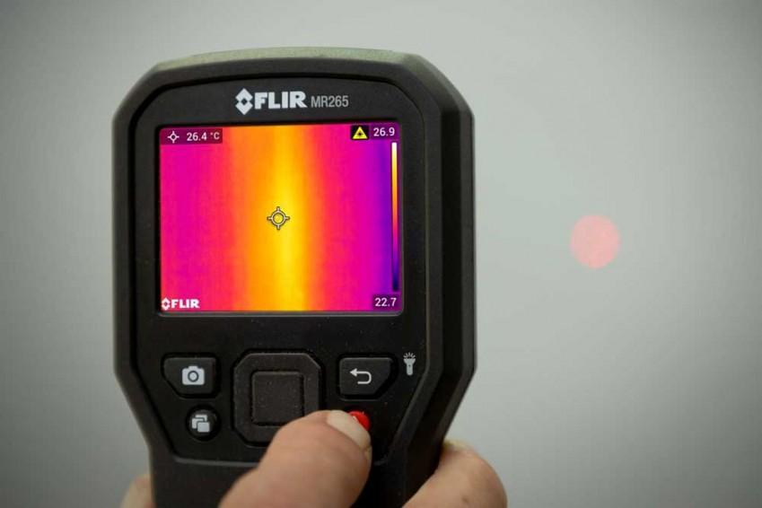 Тепловизор и влагомер FLIR MR265