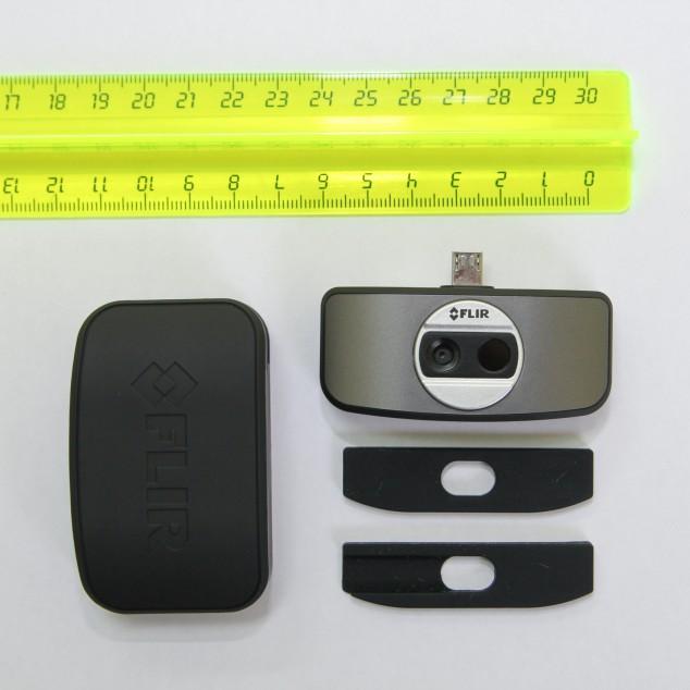 Тепловизор для смартфона с матрицей 160 x 120