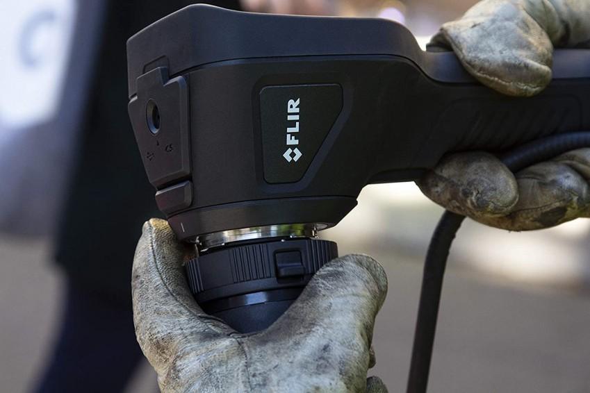 У видеоскопа FLIR VS290-32 сменный наконечник