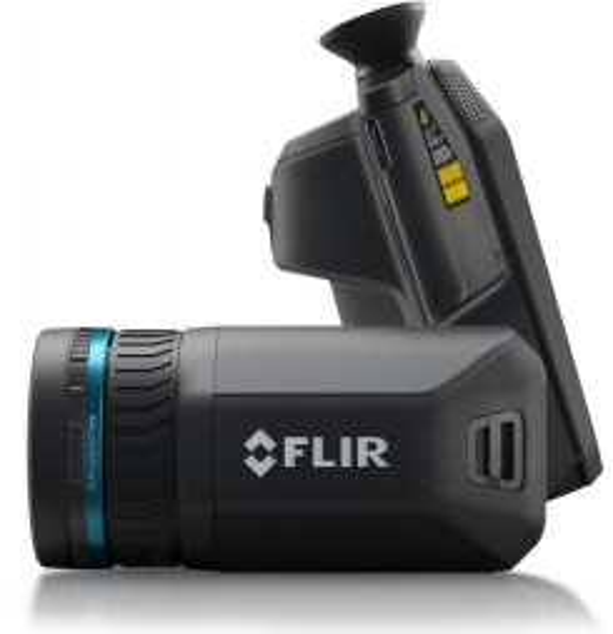 Тепловизор для поиска утечек газа FLIR GF77