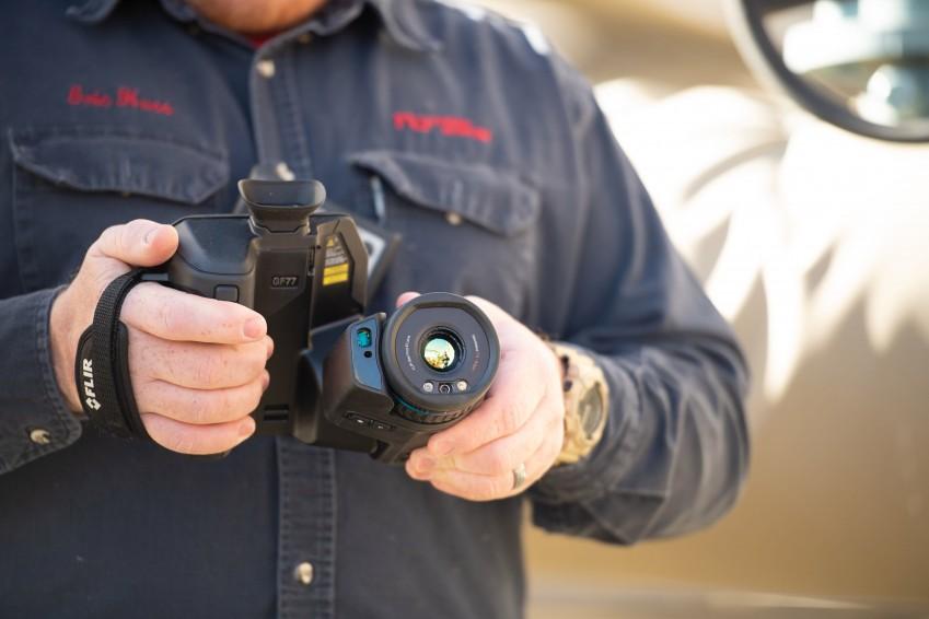 Инфракрасная камера FLIR GF77