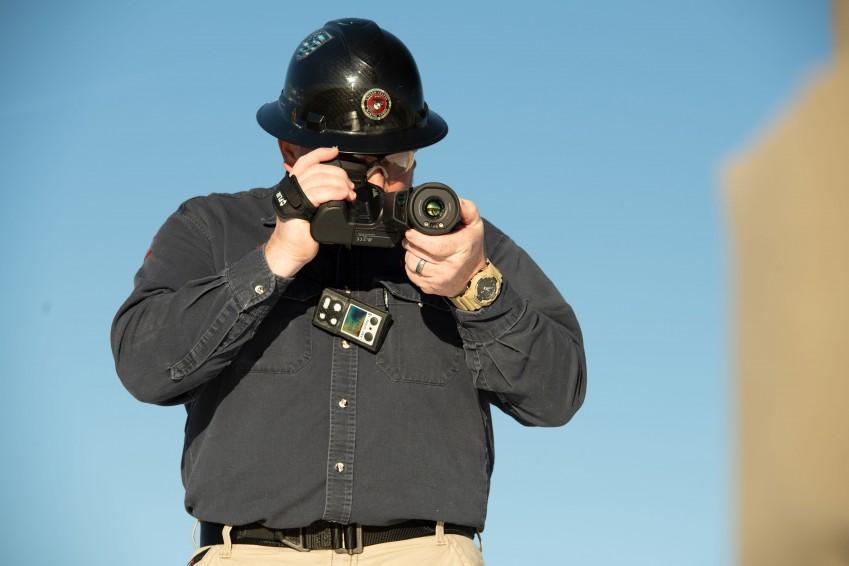 ИК-камера FLIR GF77