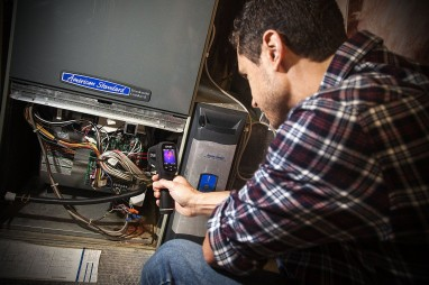 TG167 находит неполадки и перегрев скрытой электропроводки в доме