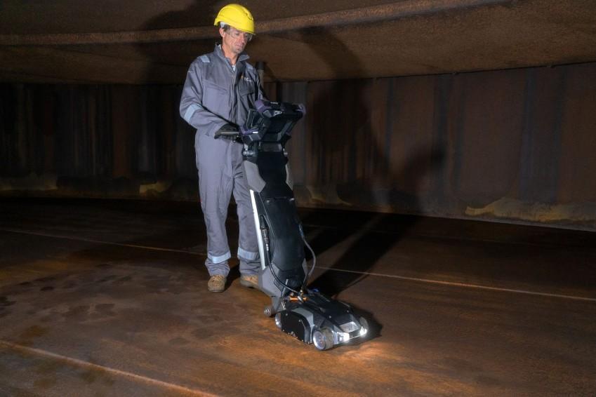 Сканер днищ резервуаров FloormapX