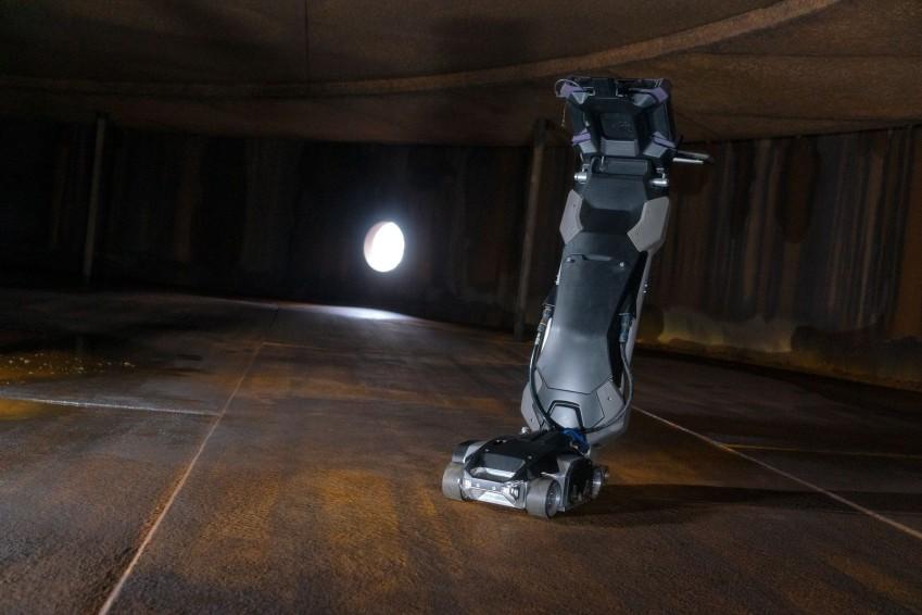 FloormapX - сканер для инспекции резервуаров