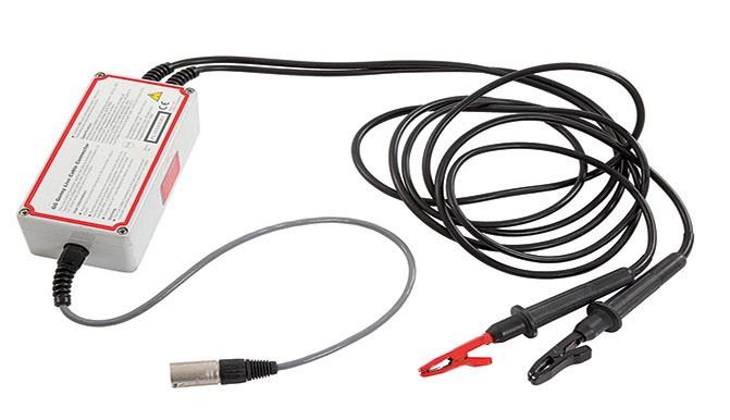 Адаптер подачи сигнала на кабель под напряжением для C.A.T.