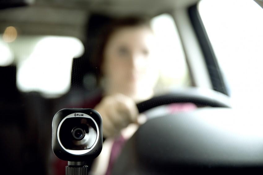 Видеокамера FLIR FX Комплект для помещений и автомобиля