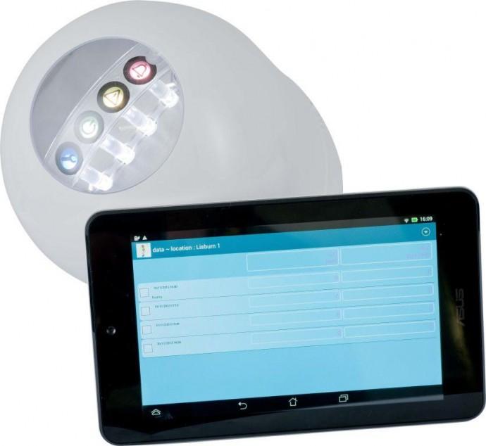 Газоанализатор INTELLIX GLA 100 с планшетом