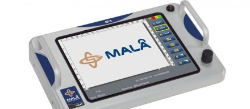 MALA GPR GroundExplorer