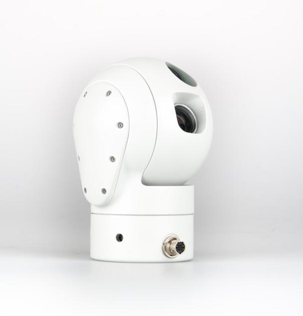 Гиростабилизированная оптико-электронная система