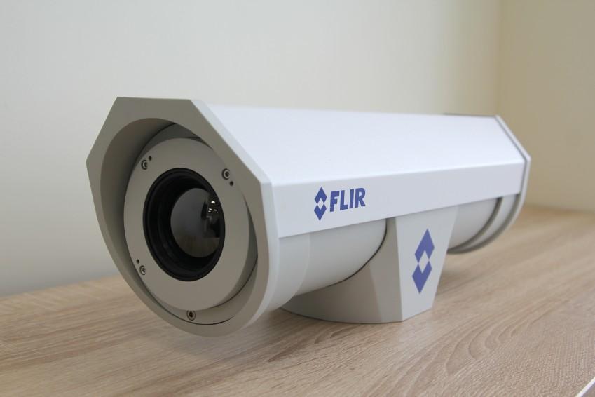 Тепловизор FLIR F-610