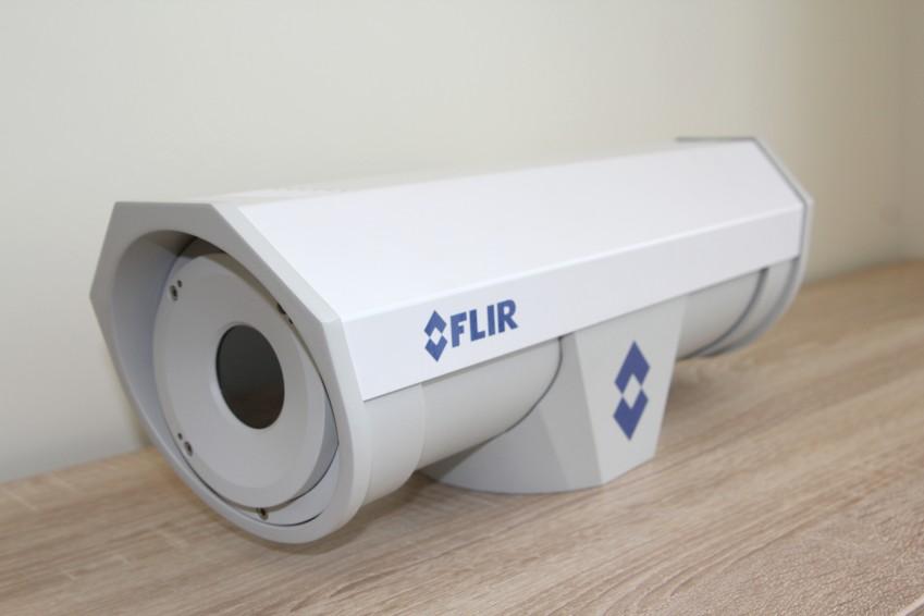 Охранный тепловизор FLIR F-334