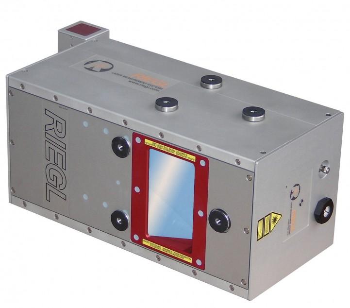 Бортовой 3D сканер