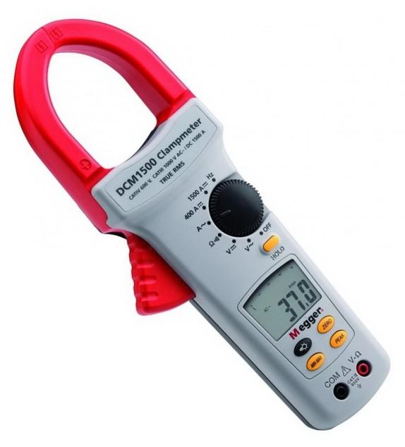 Электроизмерительные клещи DCM1500