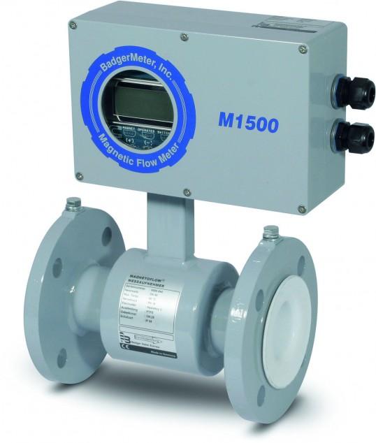 Недорогой расходомер Badger Meter ModMAG M1500