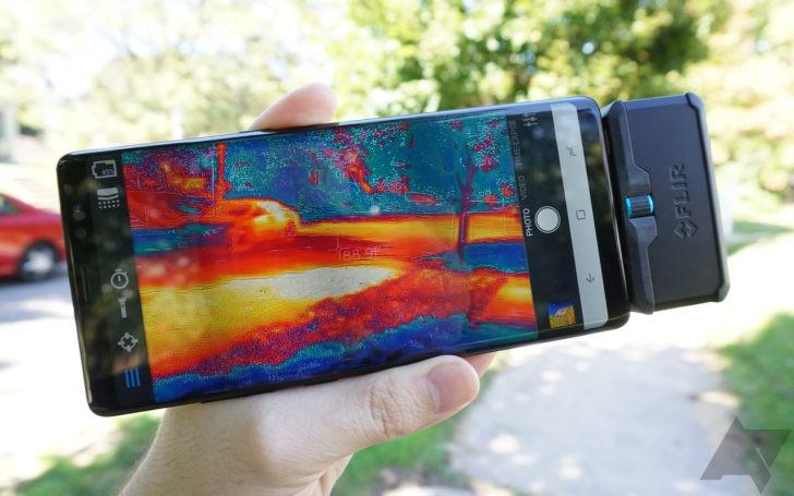 Flir ONE Pro для Android телефонов