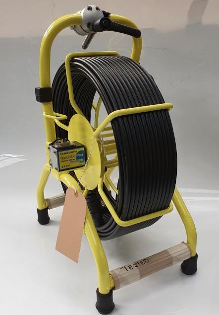Flexiprobe P540c с кабельным барабаном P541