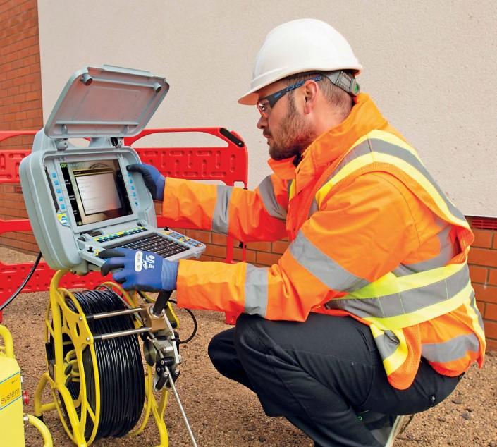 Использование системы телеинспекции