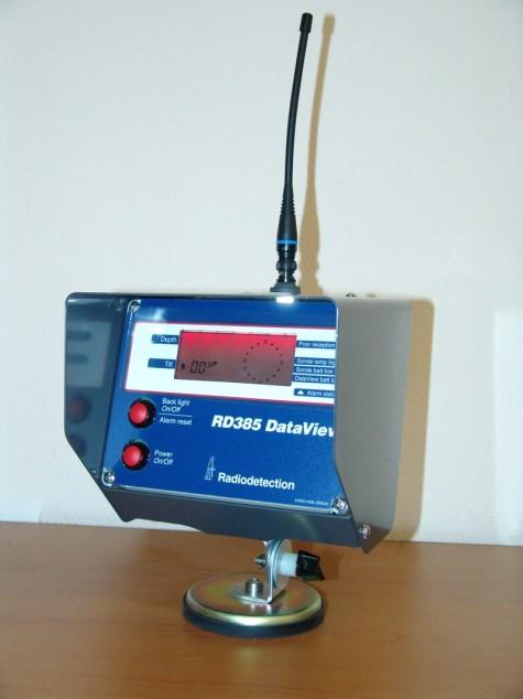 Дистанционный монитор RD385 DataView