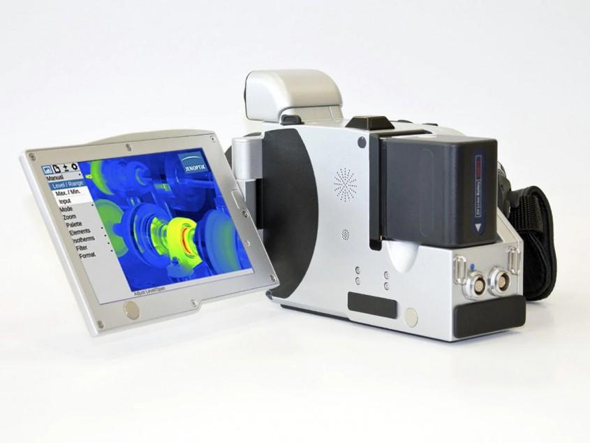Тепловизор VarioCAM HD research 600