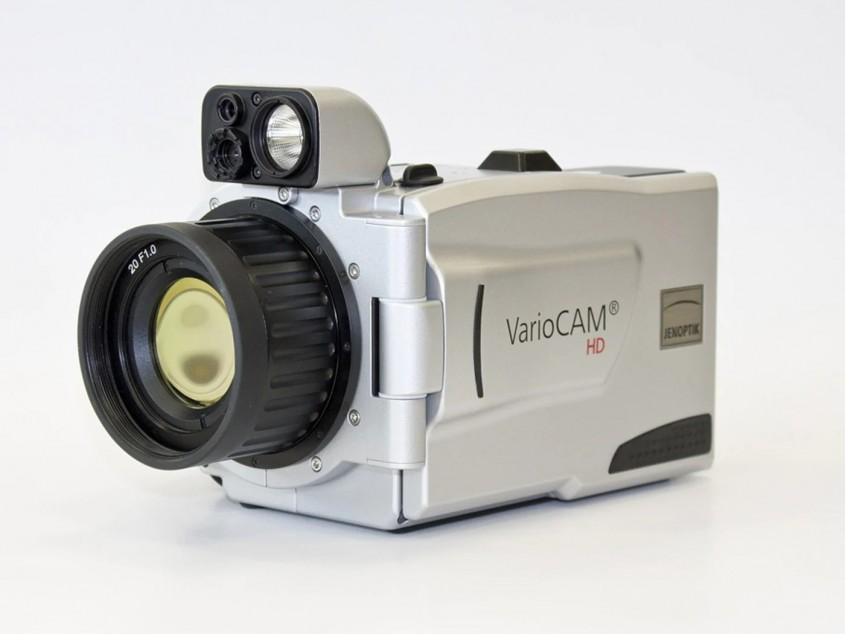 VarioCAM HD research 600