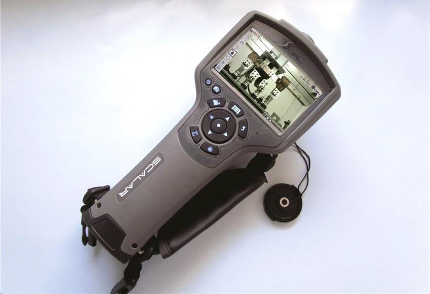 Ручная УФ камера DayCor Scalar
