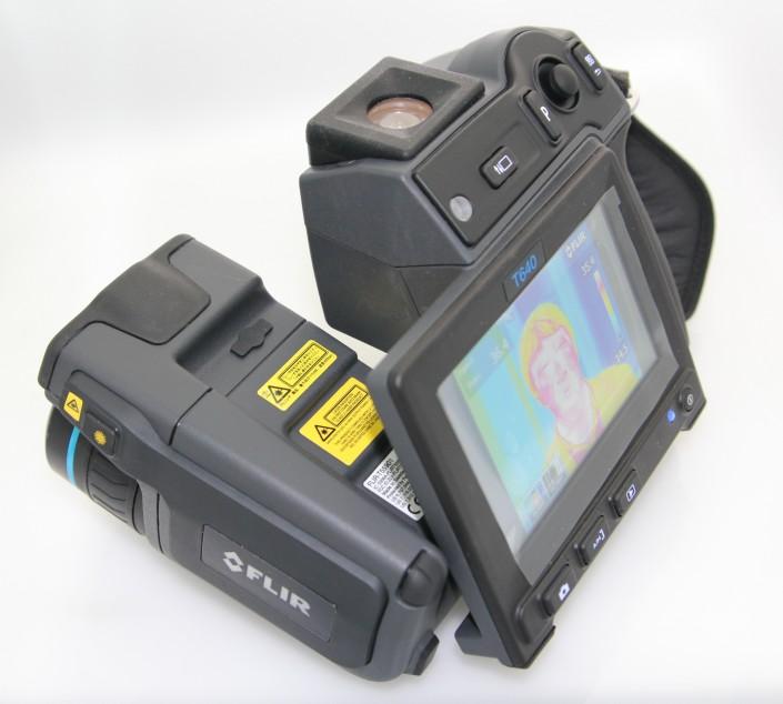 Камера T660 компании FLIR