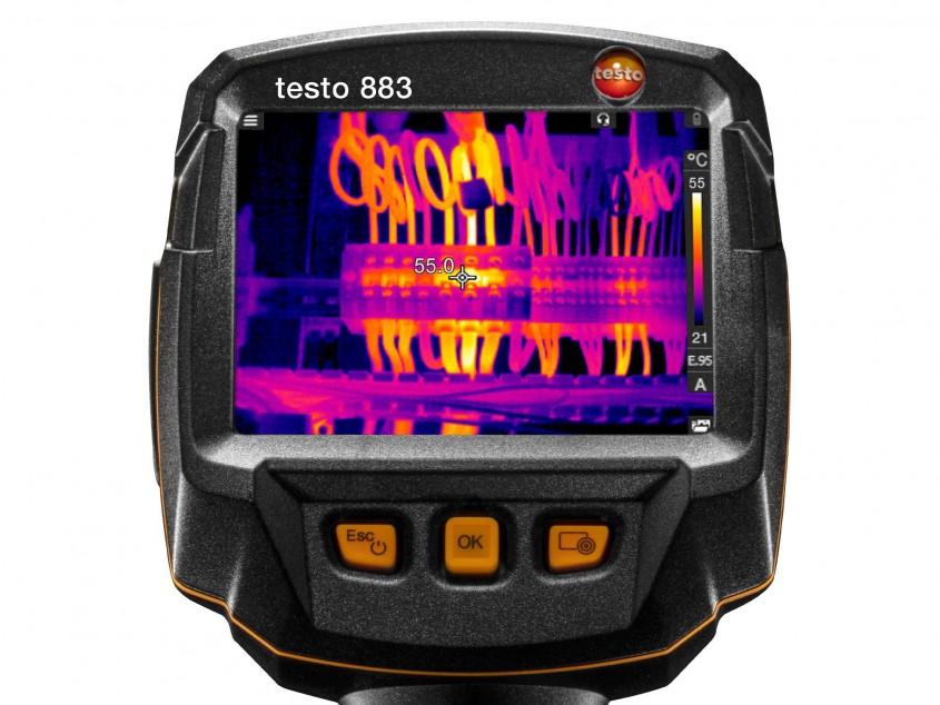 Тепловизор testo 883
