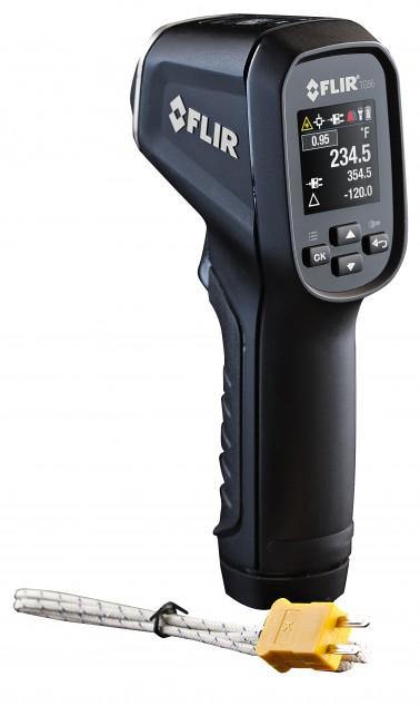Инфракрасный термометр FLIR TG56 с термопарой