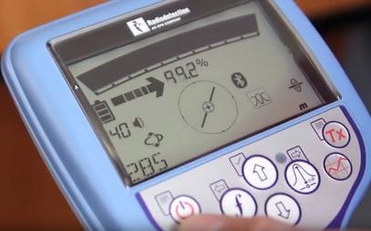 Radiodetection RD8000 PDLM