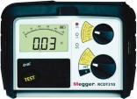 Megger RCDT330