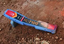Трассоискатель RD7100PL с генератором Tx-5