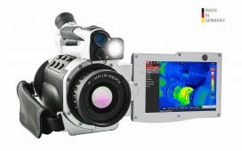 Ручной тепловизор VarioCAM HD research 900