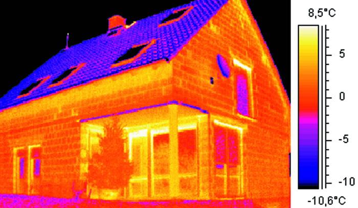 Картинки по запросу тепловое обследование зданий